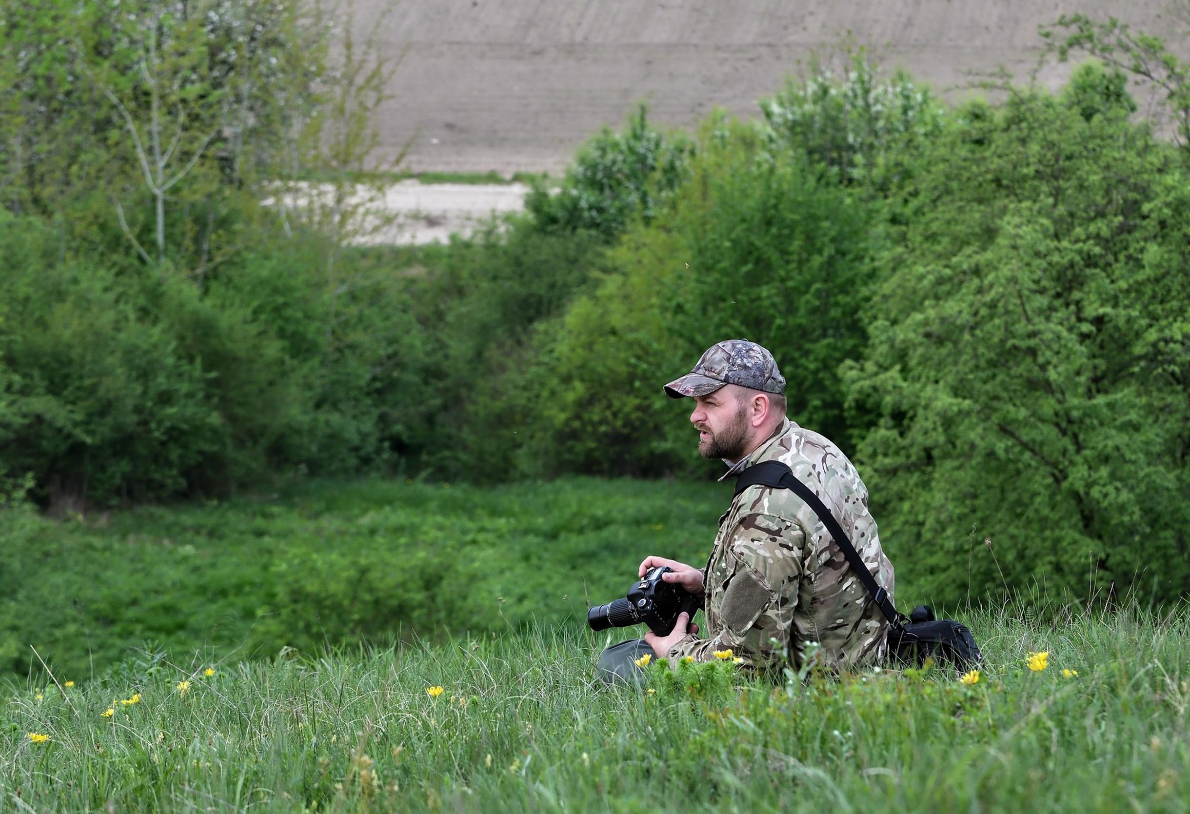 Bezkrwawe łowy fot. Marek Głowacki