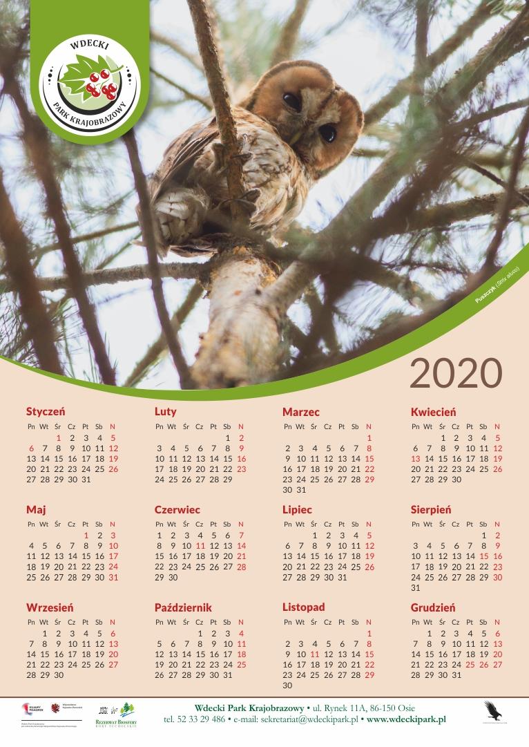 Kalendarz WPK - 2020