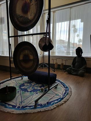 Gong Meditation | website
