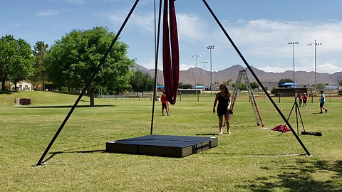 Desert Air yoga 2019 Student Showcase