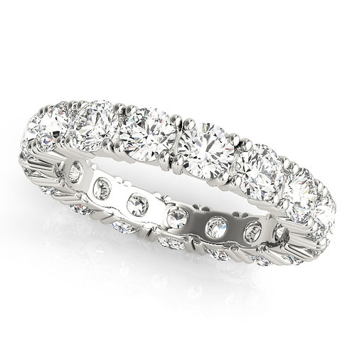 Style# R84404  Diamond Eternity Band