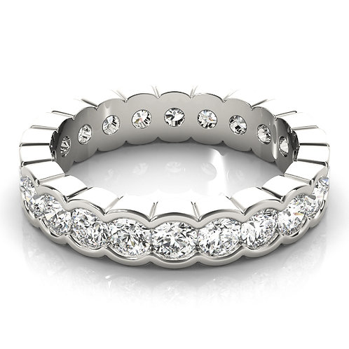 Style# R84398  Diamond Eternity Band
