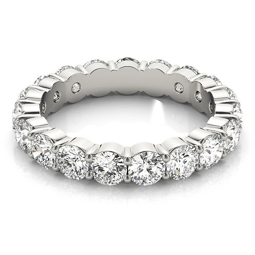 Style# R84908 Diamond Eternity Band