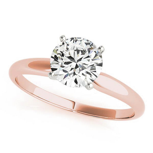 Style #RF619 Solitaire Ring