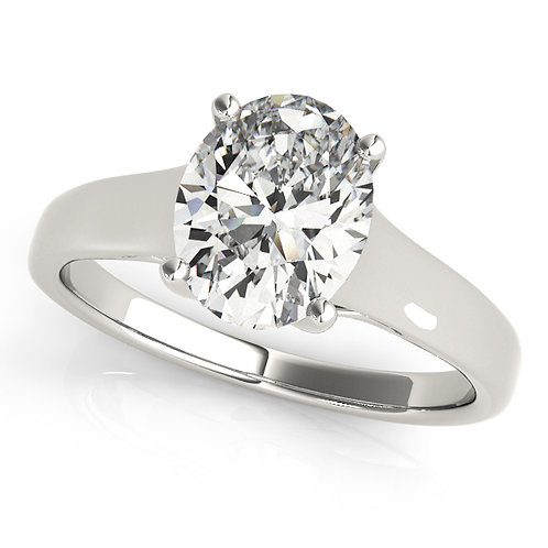 Style #R82653 Solitaire Ring