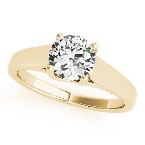 Style #R82385 Solitaire Ring