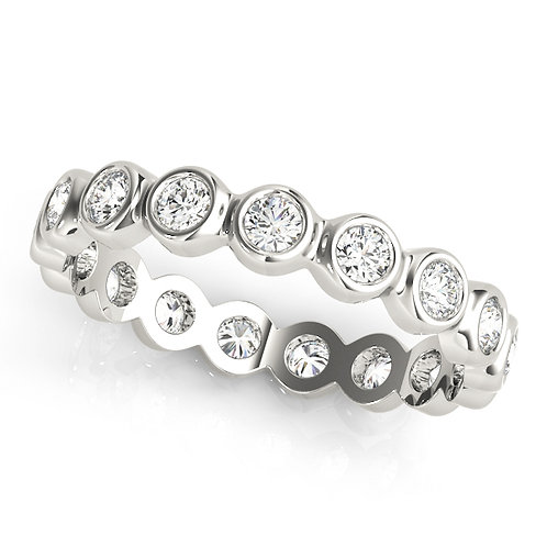Style# R84393  Diamond Eternity Band