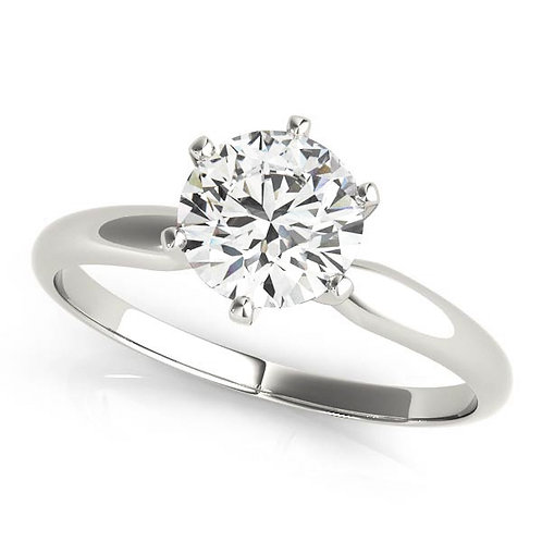 Style #RF620 Solitaire Ring