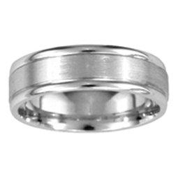 mens platinum ring