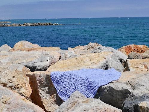 Tapis de plage pour chiens GRUNGE BEACH AZUREVA
