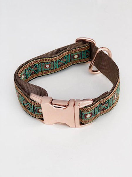 Collier pour chien made in France Tinou Click FLYER
