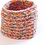 Thumbnail: Tinou-Snood pour lévriers Tendresse Orange