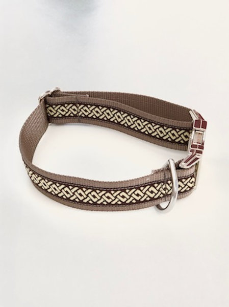 Collier pour chien made in France Tinou Click AMOUR