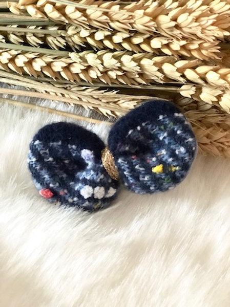 Noeud papillon pour chien MINI DANDY BLUE