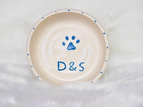 Le Tinou Déjeuner,gamelle pour chien ou chat AMOUR TENDRE