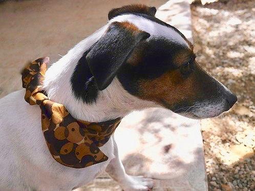 Le Foulard Pour Chiens. Le Tinou-foulard Madrid