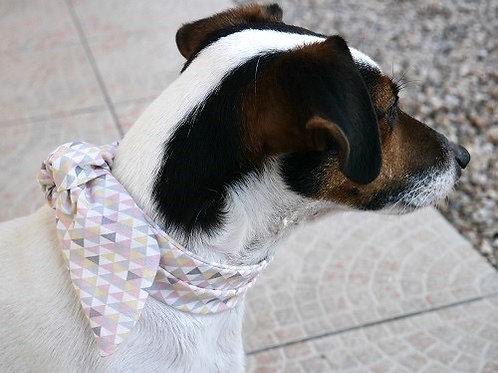 Le Foulard Pour Chiens. Le Tinou-foulard Lisbonne