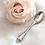 Thumbnail: Petite cuillère en Argent à graver selon votre choix