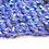 Thumbnail: Tinou-Snood pour lévriers Tendresse Cobalt