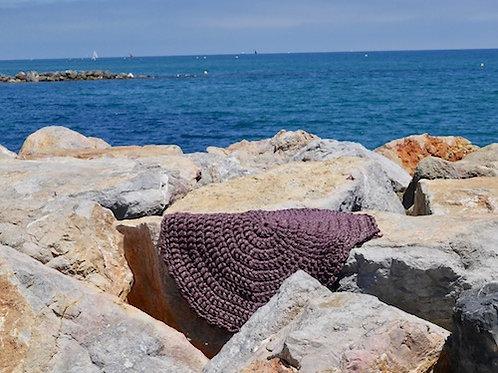 Tapis de plage pour chiens GRUNGE BEACH TERRENEUVE