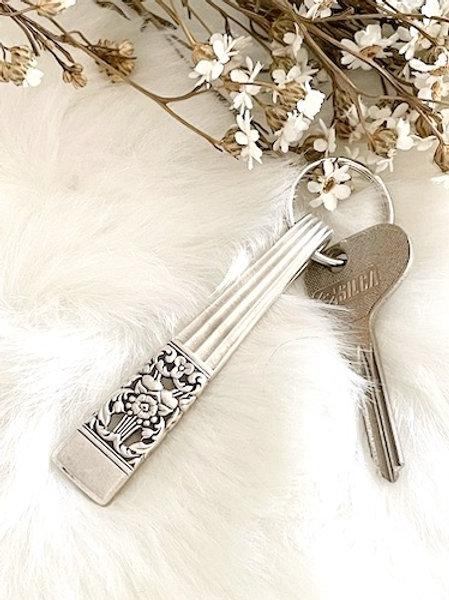Porte clefs en Argent