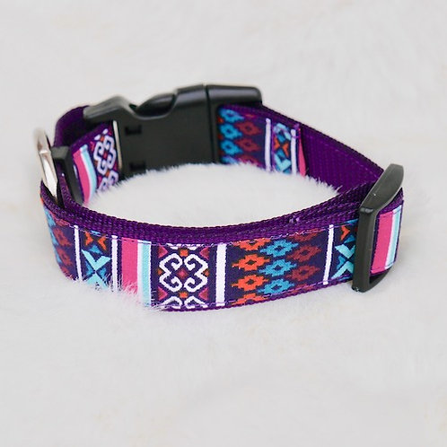 Collier pour chien made in France Tinou Click FUNNY