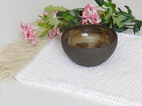 Le Tinou-déjeuner,bol pour croquettes ou eau. Terre de Ciel