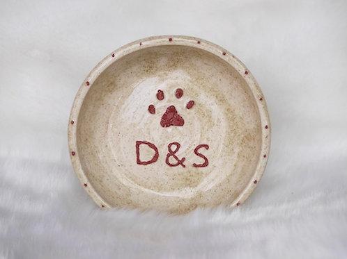 Le Tinou Déjeuner,gamelle pour chien ou chat PETITE SIMPLICITE