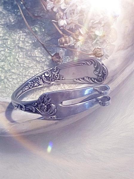 Bracelet fourchette  Argent