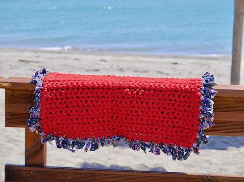 Tapis de plage pour chiens GRUNGE BEACH ROUGELINE