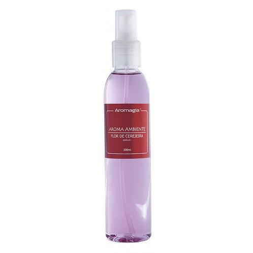 Spray para Ambientes Flor de Cerejeira 200 ml - Aromagia