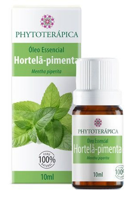 Óleo Essencial de Hortelã-Pimenta 10 ml - Phytoterápica