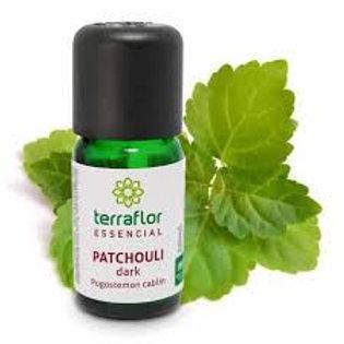 Óleo Essencial de Patchouli Dark 10ml - Terra Flor