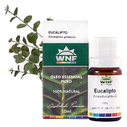 Óleo Essencial Orgânico de Eucalipto 10 ml - WNF