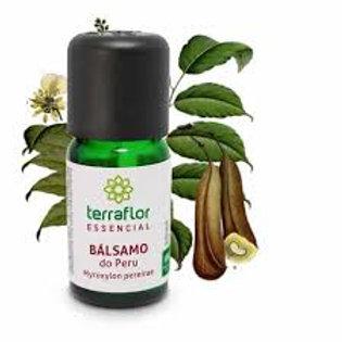 Óleo Essencial de Bálsamo do Peru 10 ml - Terra Flor
