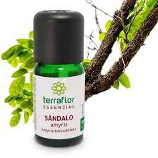 Óleo Essencial de Sândalo Amyris 10 ml - Terra Flor