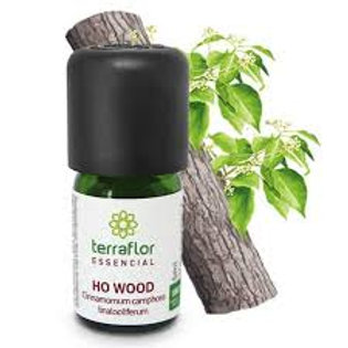 Óleo Essencial de Ho Wood 5 ml -Terra Flor