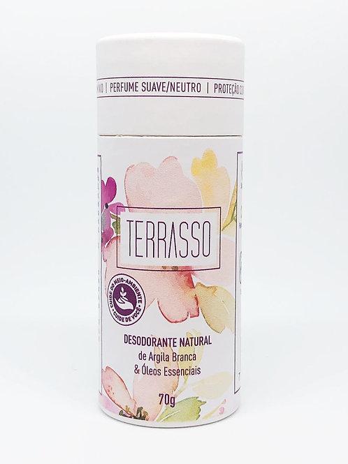 Desodorante Natural em barra - Terrasso Bio