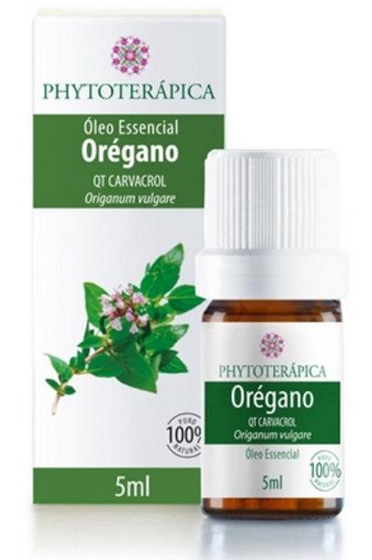 Óleo Essencial de Orégano 5 ml - Phytoterápica