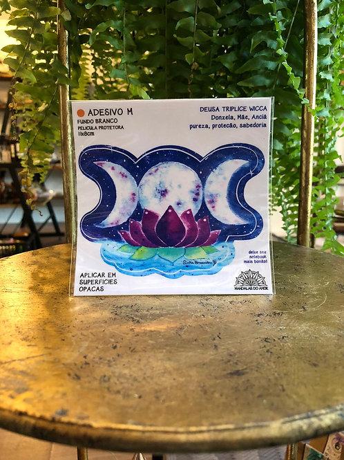 Adesivo Mandalas do Amor M (fundo branco)