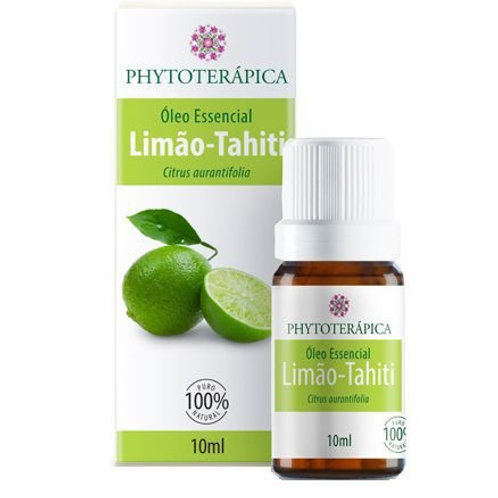 Óleo Essencial de Limão-Tahiti 10 ml - Phytoterápica