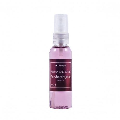Spray para Ambientes Flor de Cerejeira 60 ml - Aromagia
