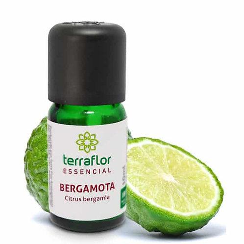 Óleo Essencial de Bergamota 10ml – Terra Flor