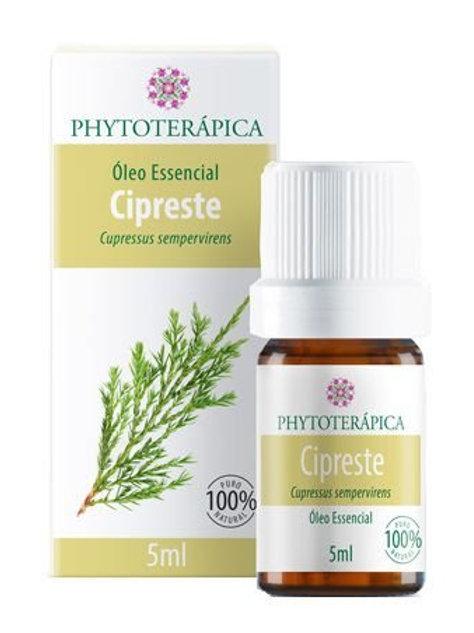 Óleo Essencial de Cipreste 5 ml - Phytoterápica