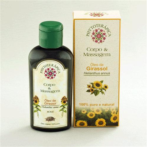 Óleo Vegetal de Girassol 60 ml - Phytoterápica