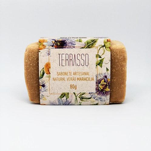 Sabonete Natural 100% Artesanal de Maracujá - Terrasso Bio