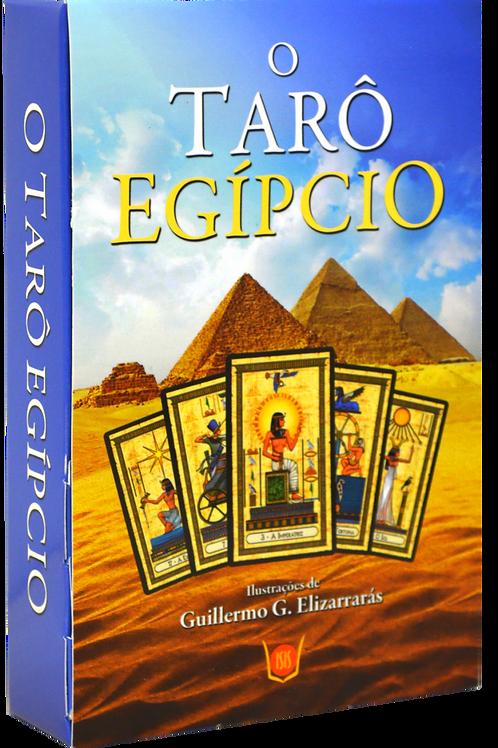 O Tarô Egípcio - Guillermo G. Elizarrarás