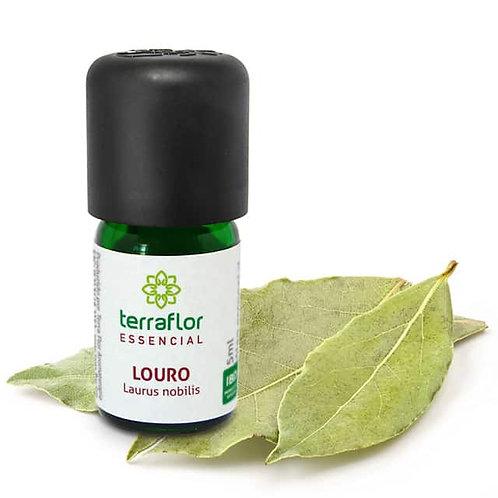 Óleo Essencial de Louro 5 ml – Terra Flor
