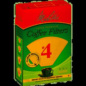 Melitta Coffee Filters #4
