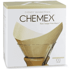 Chemex Bonded Filters - White
